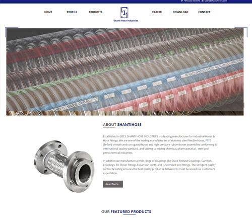 Leading Manufacturers of Stainless Steel Hoses in Mumbai